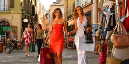 шоппинг в милане советы Ткачев, вопреки