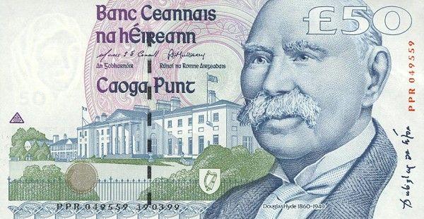 Ирландский фунт таможенная пломба