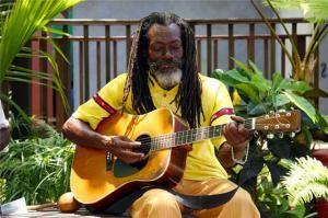 Коренной житель Ямайки