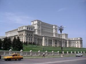 Столица Румынии-Бухарест