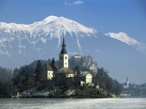 Альпы,Словения