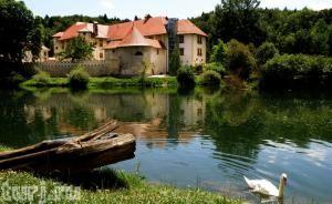 Замок Оточец,Словения