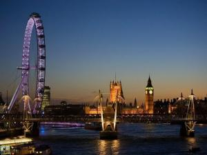 Столица Англии-Лондон