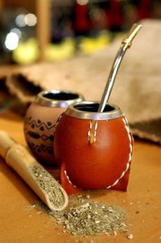Национальный напиток-Матэ