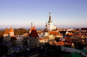 Столица Эстонии-Таллин