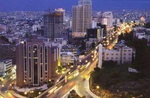 Столица Иордании-Амман