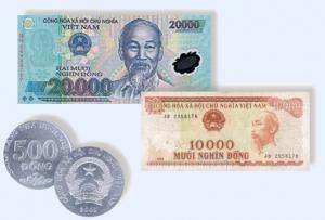 Национальная валюта-донг