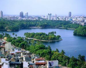 Столица Вьетнама-Ханой