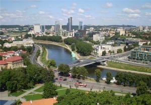 Вильнюс-столица Литвы