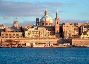 Валетта-столица Мальты