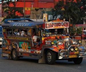 Такси на Филиппинах