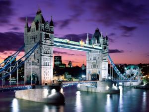 Лондон-столица Англии