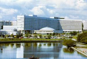 Минск-столица Беларуси