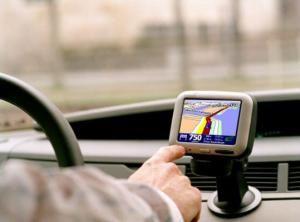 GPS устройство