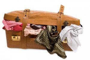 Багаж туриста