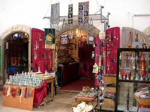 Рынок в Джераше
