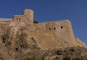 Крепость Мирани