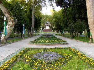 Парк Амира Тимура