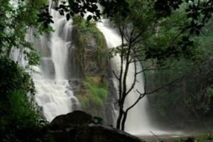 Водопад Карера