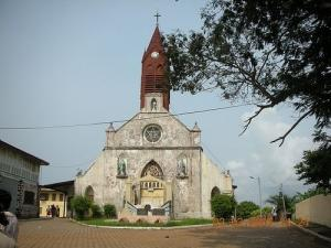 Церковь Сан-Мишеля