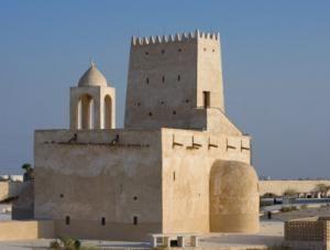 Крепость Умм - Салал - Мохаммед