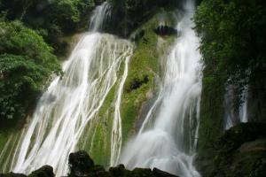 Каскады водопадов Меле-Кэскейдз