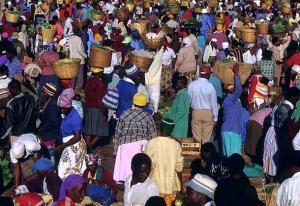 Рынок Мбаре Мусика