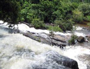 Водопад Кпа-Таве