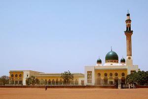 Большая мечеть Ниамей