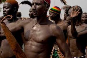 Южные суданцы