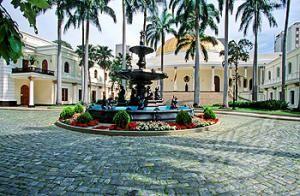 Площадь Пласа Боливар