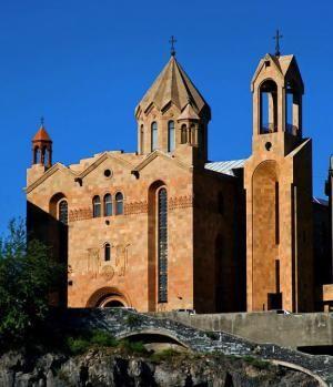 Церковь Св.Саргиса