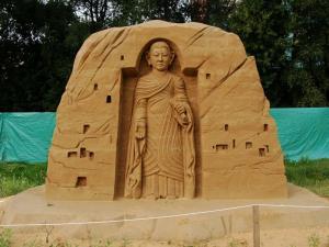 Бамианские статуи Будды