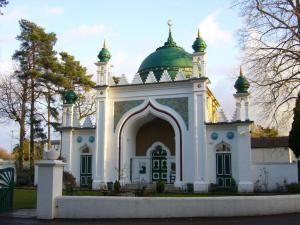Мечеть Шах-Джахана