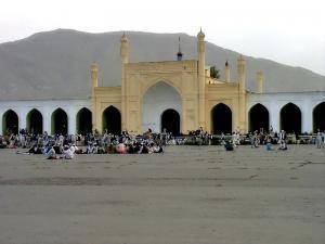 Мечеть Идгах