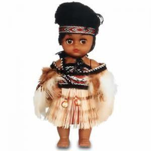Кукла Маори
