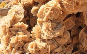 Сувенир из песка и соли