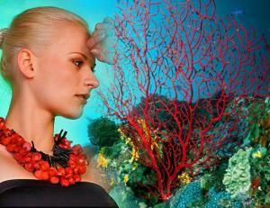 Изделие из кораллов