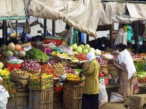 Рынок Эритреи