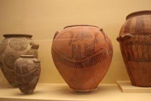 Глиняные сосуды