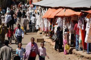 Рынок Аддмс-Абеба