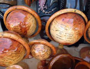 Глобус Гаити