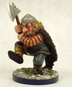 Фигурка викинга