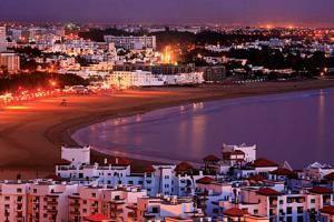 Чудесный курорт Агадир в Марокко