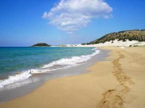 Пляж города Айя-Напа,Кипр