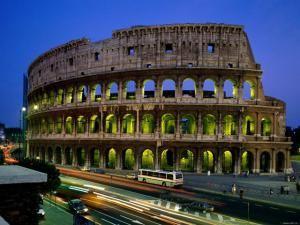 Колизей в Риме,Италия