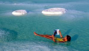 Безопасное купание в Мертвом море