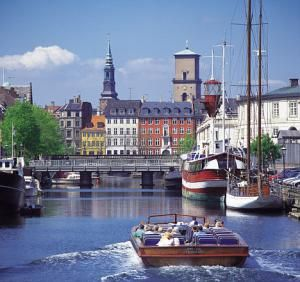 Копенгаген-столица Дании