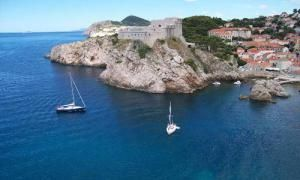 Курорт Дубровник,Хорватия