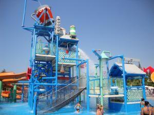 Аквапарк Лимассола на Кипре